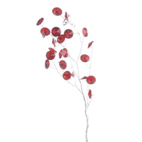 bead spray gem bead spray picks and stems floral supplies