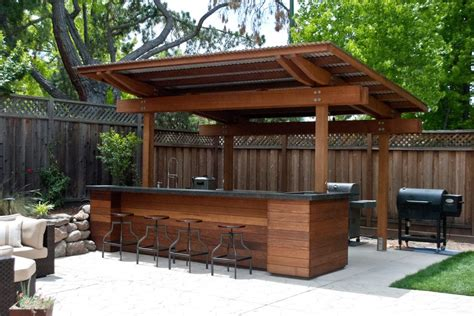 outdoor backyard bar 20 creative patio outdoor bar ideas you must try at