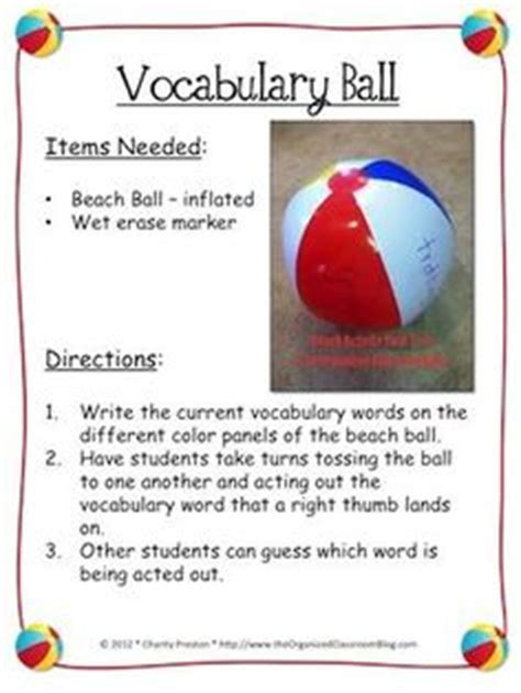 theme definition for ells vocabulary ideas can be used like regular four square
