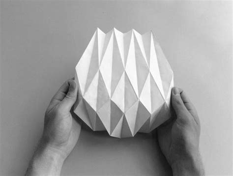 Paper Folding Models - en fold by woods bagot architecture models plans