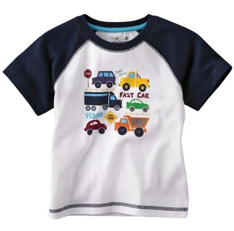 new jumping beans toddler boy shirt cars trucks quot vroom