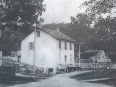 the company store at the pond ironworks in west