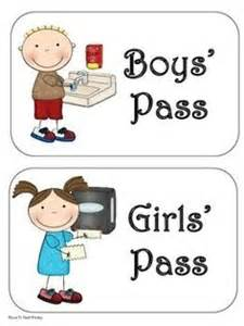 Bathroom Pass Ideas by Bathroom Pass Ideas Buddyberries Com
