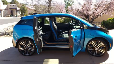 2017 I3 Rex by 2017 Bmw I3 Rex Showing Doors And Access To Back Seat
