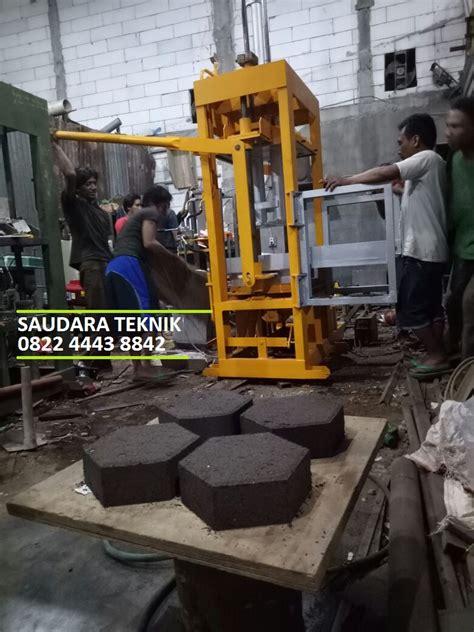 Jual Mesin Cetak Batako Hidrolis distributor mesin cetak paving produsen mesin cetak