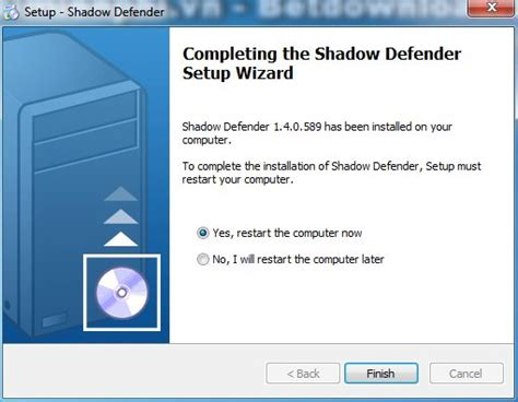 Shadow Defender Giveaway - giveaway đăng k 253 bản quyền shadow defender đ 243 ng băng ổ cứng