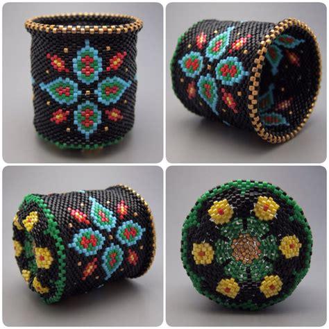 beaded basket tutorial flower pattern beaded basket collectible bead seed