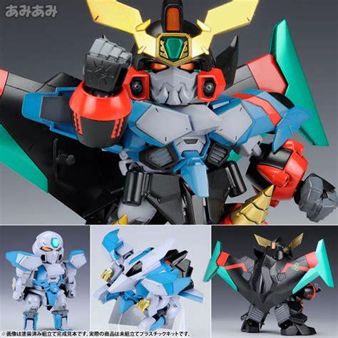Puzzle Kertas Gundam Gao Da Model A amiami character hobby shop d style gaofighgar
