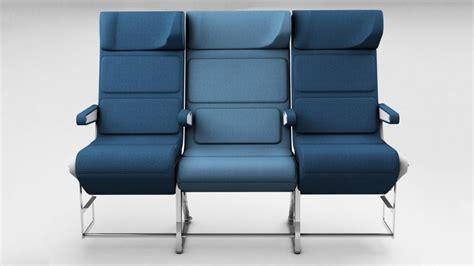 ucaklarda orta koltugu sevdirecek tasarim log