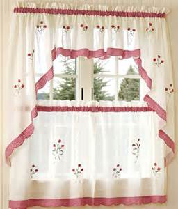 Country Curtains Kitchen Interior Design Tips Country Curtains For The Kitchen Country Curtains For The