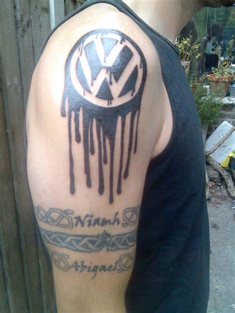 volkswagen tattoo vw vw vw and tatuajes
