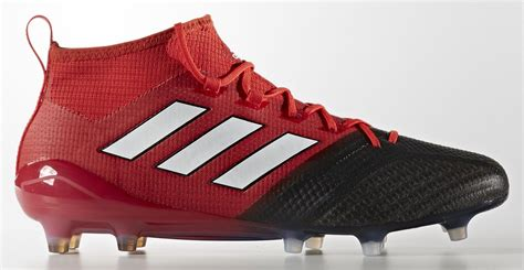 black next adidas ace 2017 boots revealed footy headlines