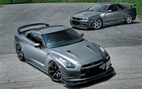 modified nissan skyline r35 modified cars nissan gt r r34 and nissan gt r r35 torque