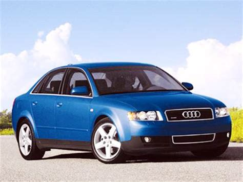 2004 audi a4 | pricing, ratings & reviews | kelley blue book