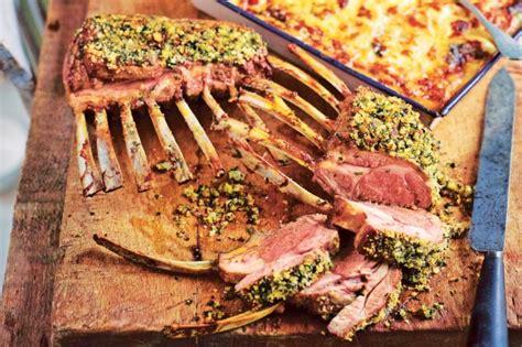 Roast Rack Of Pork Oliver by Recipes Silverwood Organics