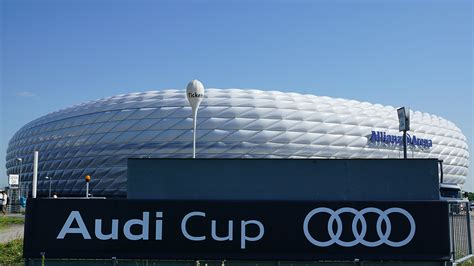 Tickets Audi Cup by Tickets Und Hinweise Zum Audi Cup Allianz Arena