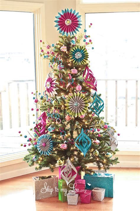 whimsical christmas tree ideas decorating themes archives four generations one roof