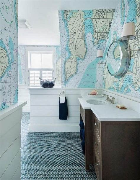 nautical bathroom designs bathroom decor ideas how to choose the style of the interior design