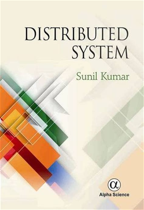 distributed system design books distributed systems design concepts 9781842659335
