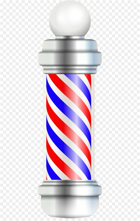 colors barber shop barbers pole barbershop hairdresser color vector