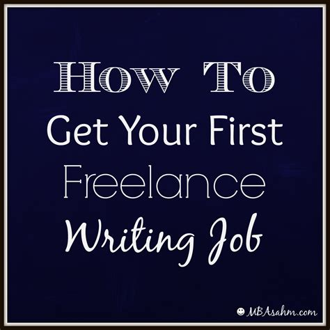 Mba Work From Home Careers by Freelance Writing Work From Home How Does Lance Writing