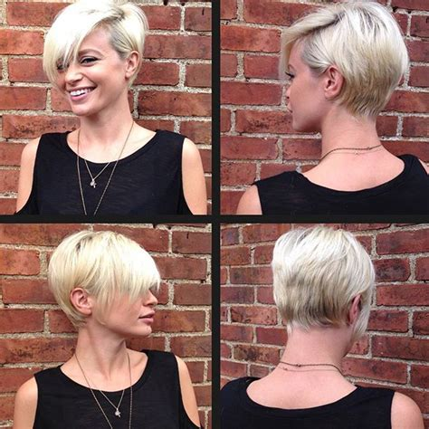 incredibly stylish pixie haircut ideas short