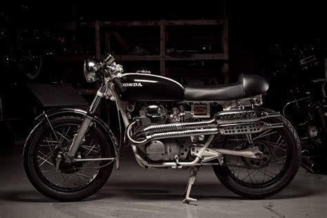honda cl350 vanishing point