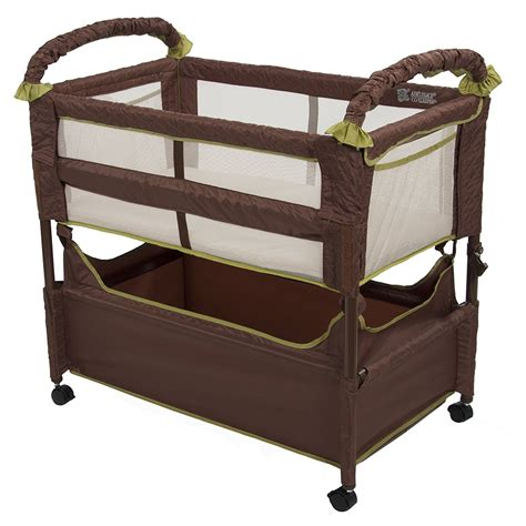 Arms Reach Bedside Co Sleeper by Co Sleeper Crib Arms Reach Co Sleeper Baby Bed Bassinet Side Sleeper Safe Sleep Ebay