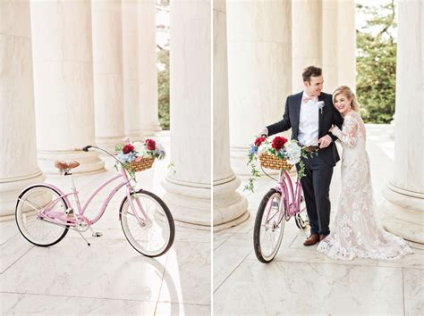 dc elopements popup weddings at the coolest spots in dc md va washington dc wedding photographer jefferson memorial