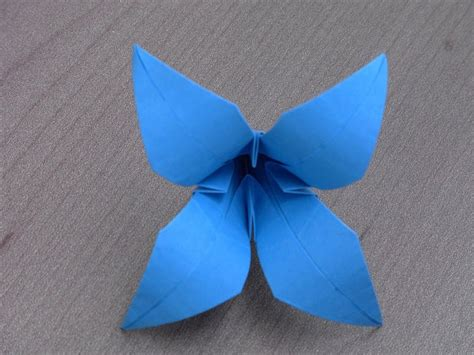 Lilly Origami - tutoriel origami flower quot quot