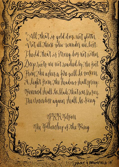 tolkien quotes jrr tolkien quotes about friendship quotesgram