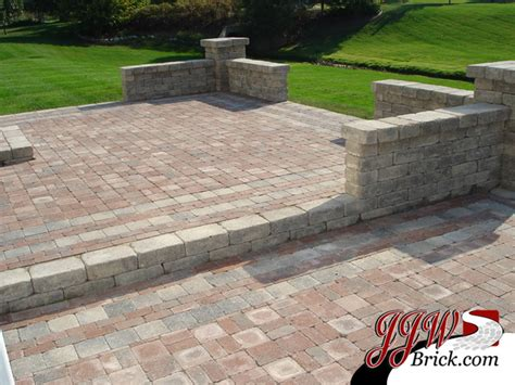 Paver Patio Designs Traditional Patio Detroit By Brick Paver Patio Designs