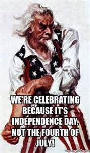Uncle Sam Meme - uncle sam sets you straight on independence day