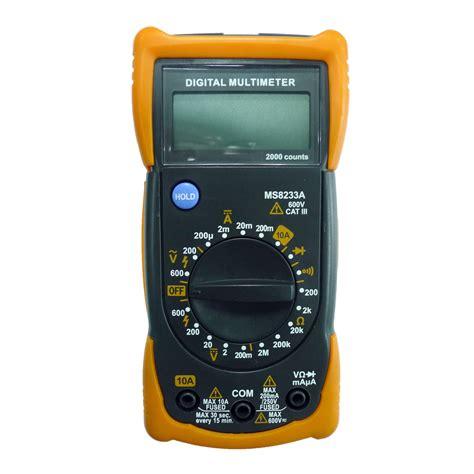 Ideas For Kitchen Worktops 0 600v Pocket Digital Multimeter Departments Diy At B Amp Q