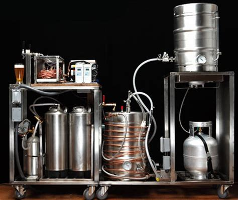 home brewing equipment and supplies kits