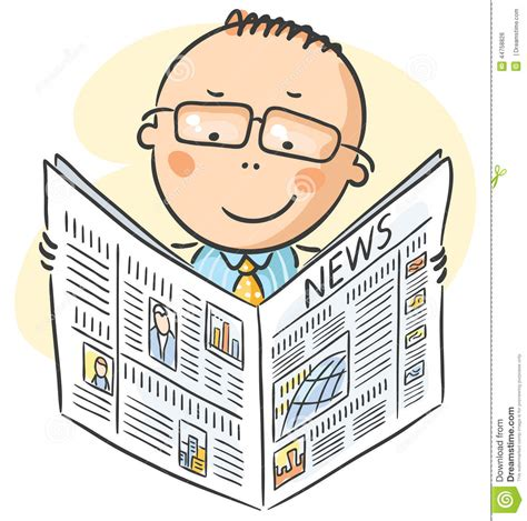newspaper clipart reading newspaper clipart 101 clip