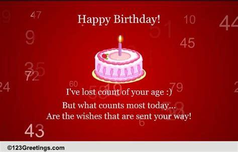 A Fun Birthday Wish Free Birthday  Ee  Wishes Ee   Ecards Greeting