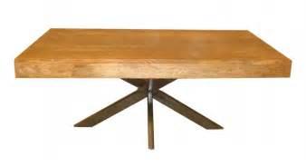 table basse design en bois et m 233 tal 5917