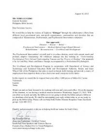 Sample Application Letter For Dswd Philippines Letter Of Application Letter Of Application Sample