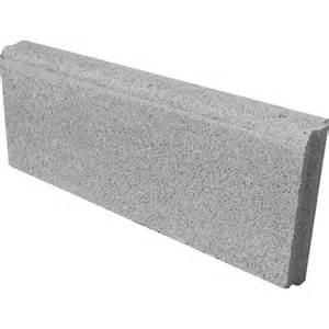bordure droite avec embo 238 tement b 233 ton gris h 20 x l 50 cm
