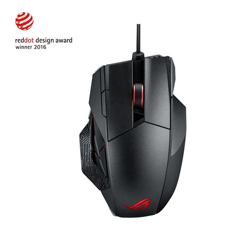 Mouse Rog Spatha asus rog spatha mmo optimized gaming mouse launches in singapore