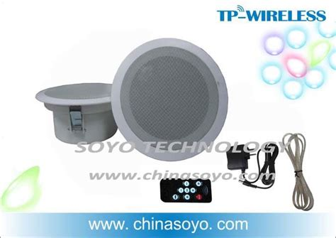 china digital wireless ceiling speaker home theater