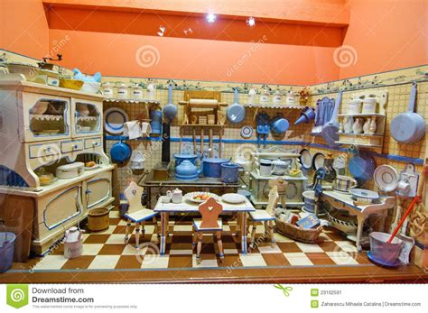 my doll house raw exquisite doll house kitchen editorial photo image 23102591