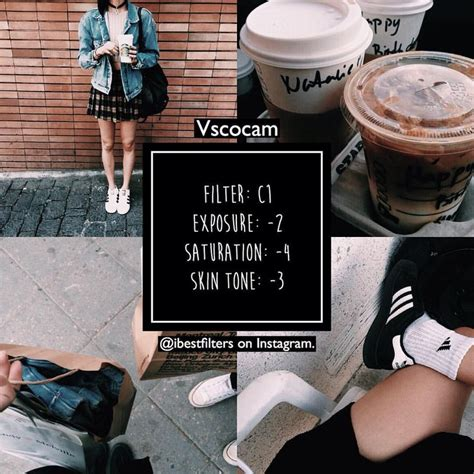tutorial efeito vsco 1000 images about instagram theme inspiration fall on