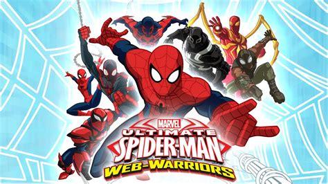 Imagenes De Ultimate Spider Man Web Warriors | marvel s ultimate spider man web warriors enters its own