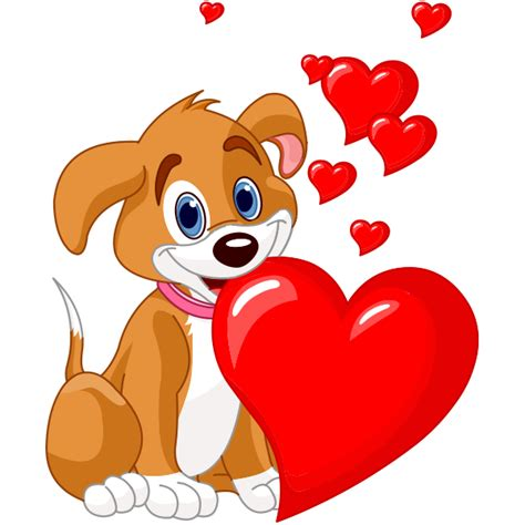 puppies with hearts puppy and hearts symbols emoticons