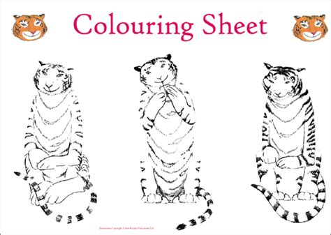 the tiger who came to tea tea party printouts books with activities tea eyfs activities