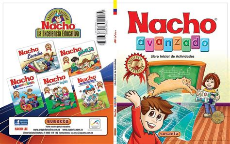 libro nacho gratis nacho libro de lectura avanzado cartillas nacho lee facebook