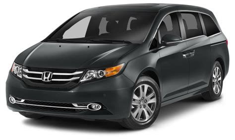 Honda Odyssey Deals by Honda Odyssey Minivan Lease Deals And Special Offers