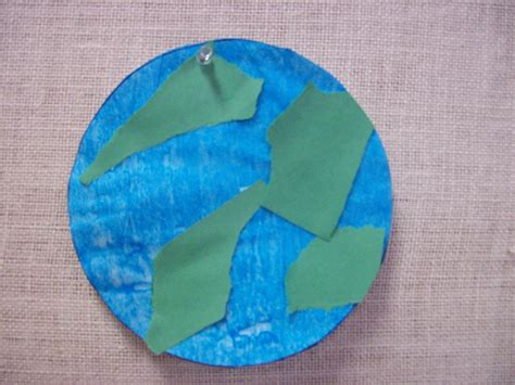 How To Make Paper Earth - gazette 187 earth day ideas karen s prek page